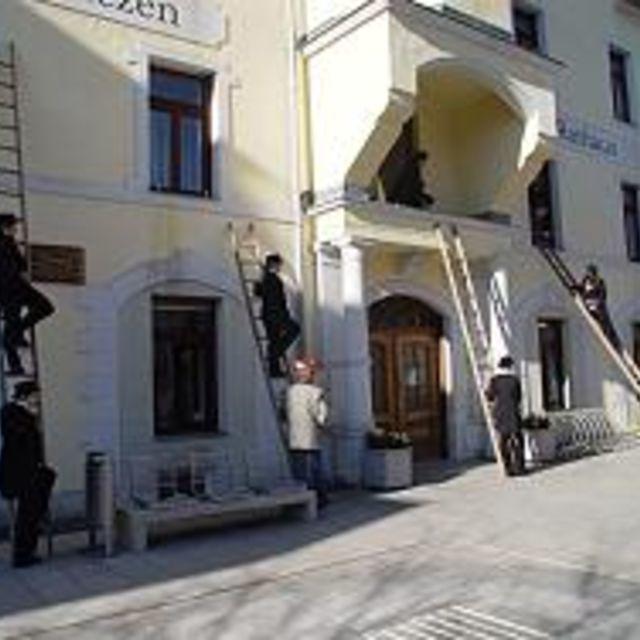 Rathausstürmung 2003